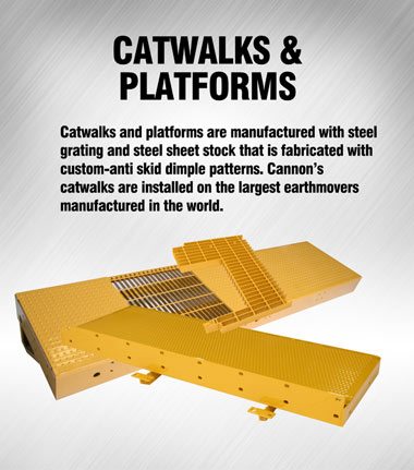 Application Solution: Catwalks and Platforms